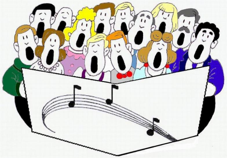 Church Choir Clip Art Free